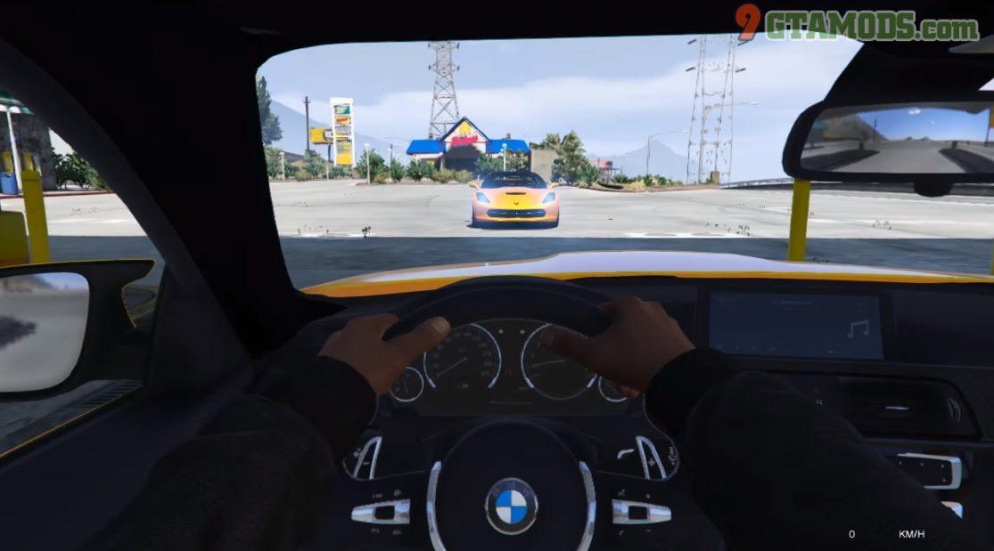 BMW M4 Handling V1.0 - 2