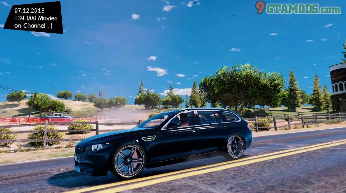BMW M5 Touring V1.0 - 1
