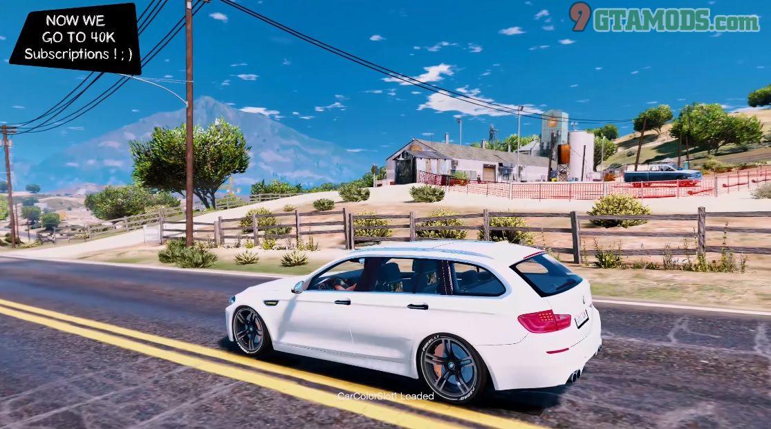 BMW M5 Touring V1.0 - 3