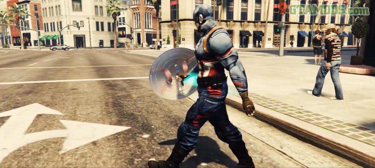 Captain America End Game V1.1 - 7