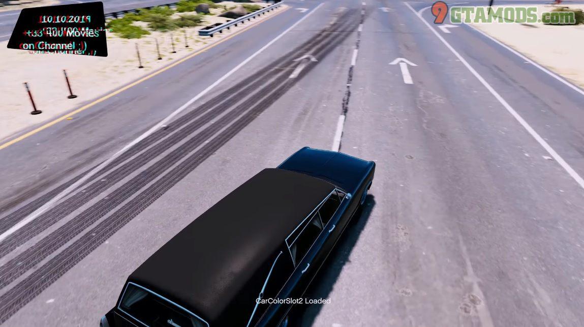 Civilian Chariot Lurcher Hearse V1.2 - 3