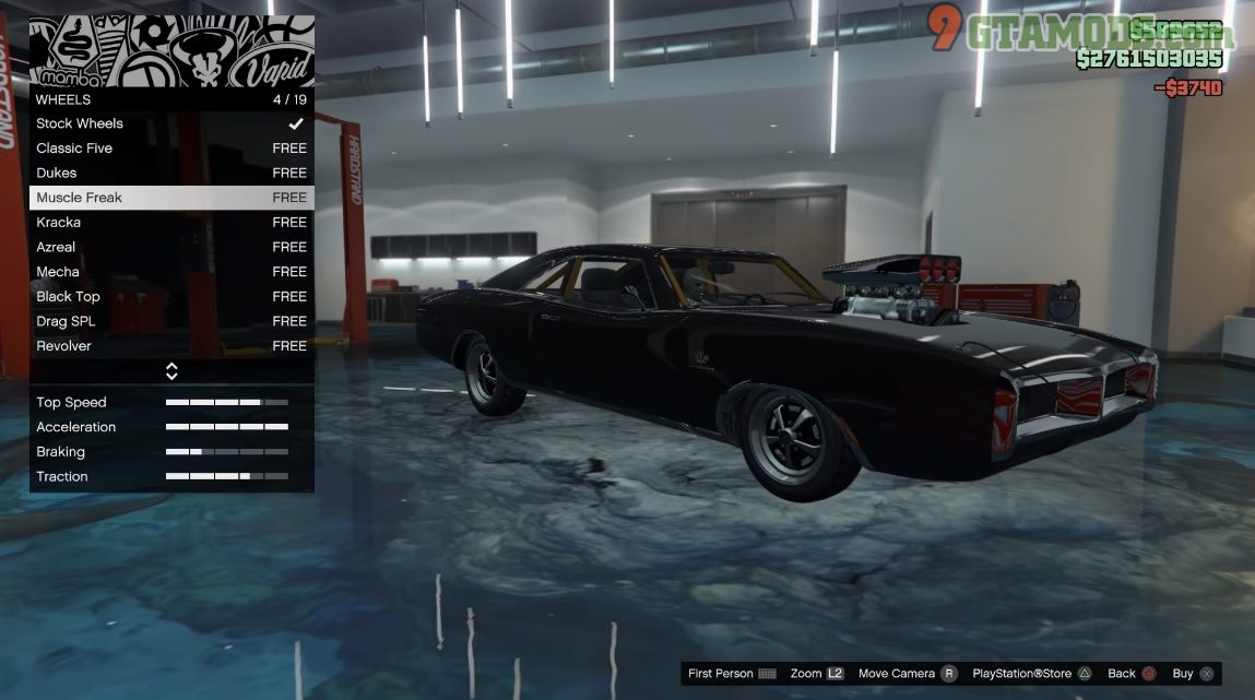 Fast And Furious Chargers V1.0 - 5