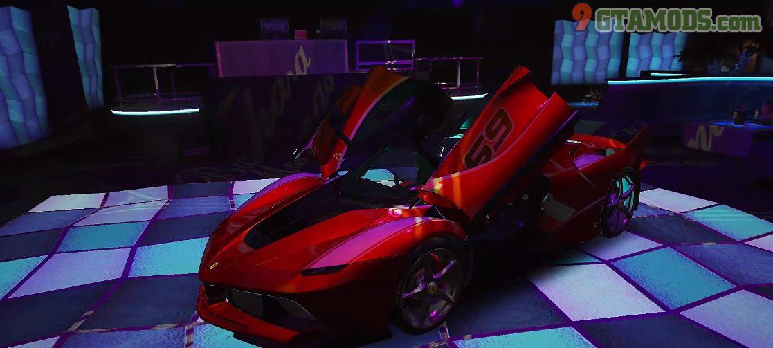 Ferrari FXX-K Hybrid Hypercar V1.3 - 2