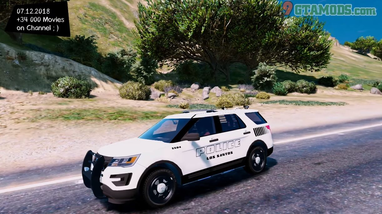 Los Santos Police Department FPIU V1.1 - 1
