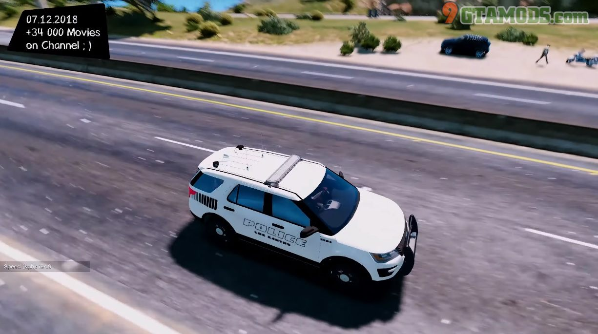 Los Santos Police Department FPIU V1.1 - 5