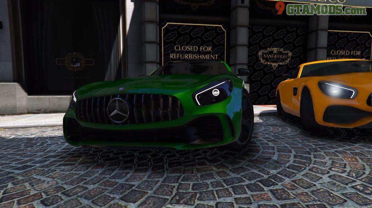 Mercedes-AMG GT S 2017 V2.0 - 4
