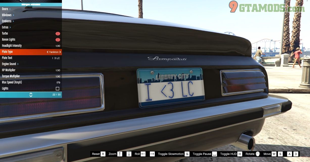 New License Plates 11AUG219 - 7