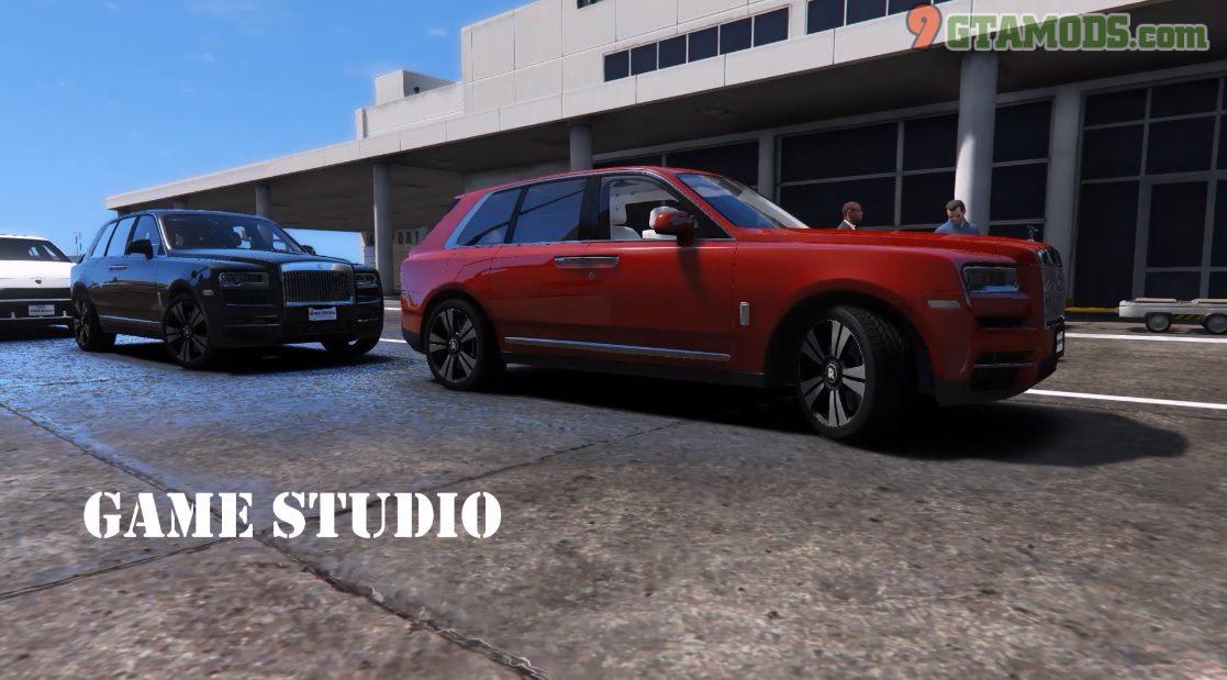 Rolls-Royce Cullinan 2019 V1.0 - 4