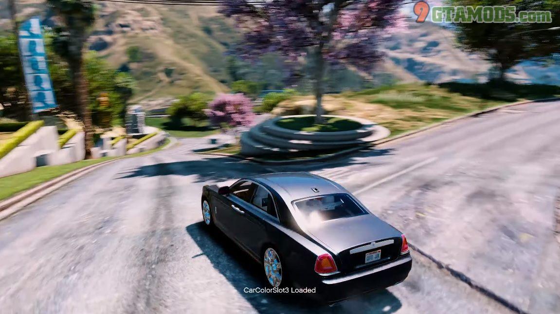 Rolls Royce Ghost 2013 - 3
