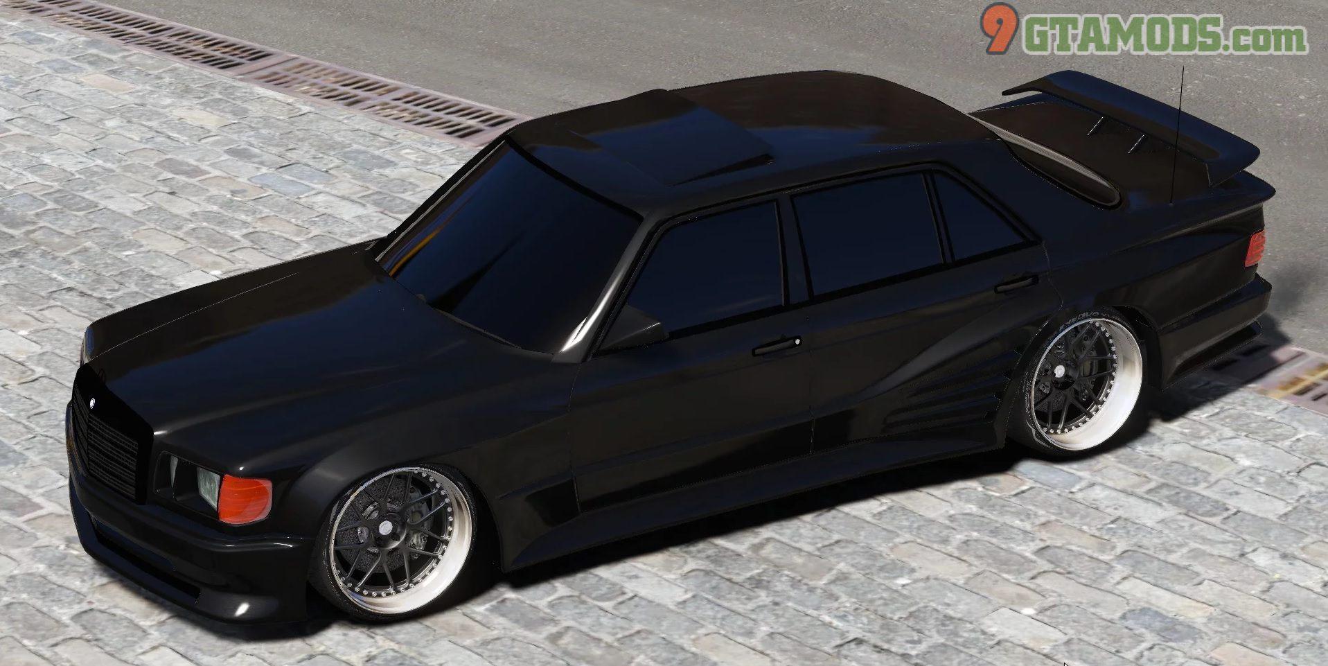 Custom Rare Luxury and Sport Wheels V1.1 - 5
