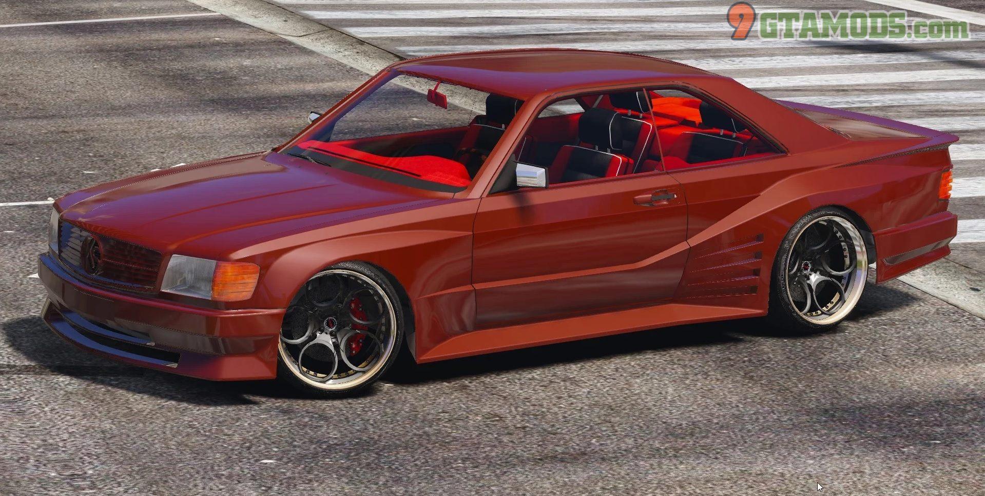 Custom Rare Luxury and Sport Wheels V1.1 - 6
