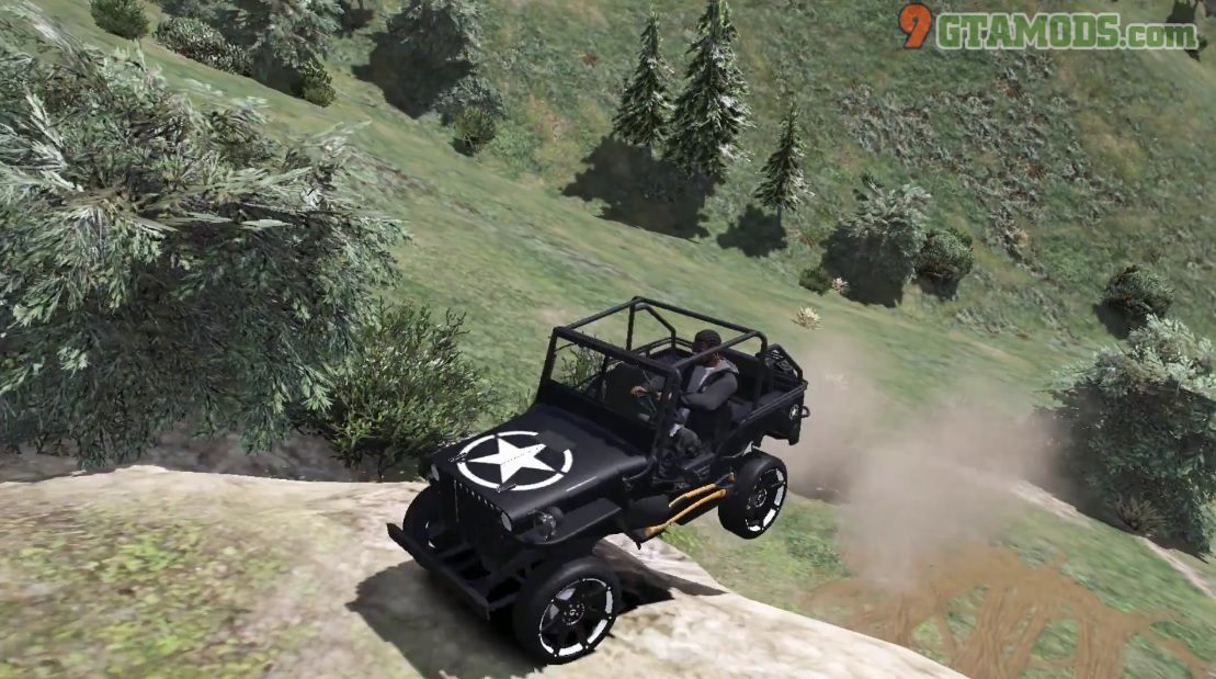 Jeep Willys MB V1.2- 6