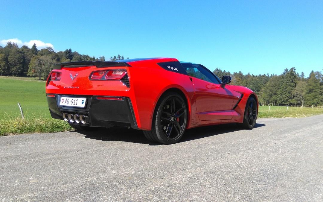 Corvette C7 2014