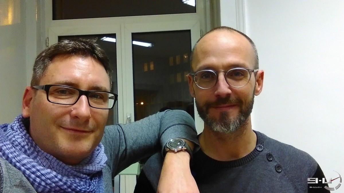 Rencontre avec... Bastien Vuillomenet / Lundis Bleus