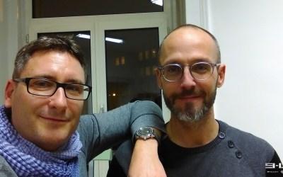Rencontre avec… Bastien Vuillomenet / Lundis Bleus