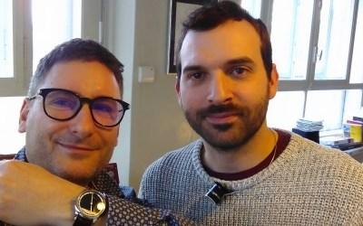 Rencontre avec… Raúl Pagès / Pagès watches