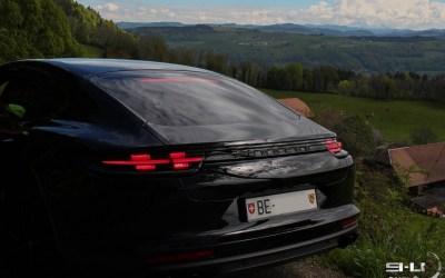 Porsche Panamera 4S diesel 2017