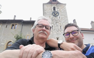 Rencontre avec… Eddy Burgener / Wilhelm Tell