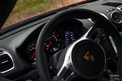 Shooting Porsche 981 Boxster GTS-67