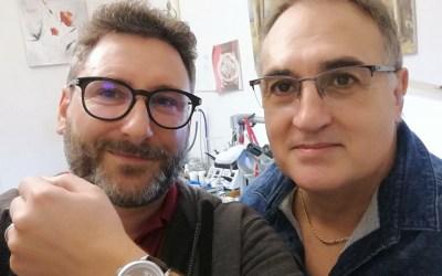 Rencontre avec… Roger Zarzoso / Antoine Tavan 1805