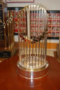 San Francisco Giants 2010 World Series Trophy