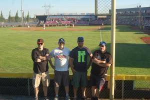 9 inning crew