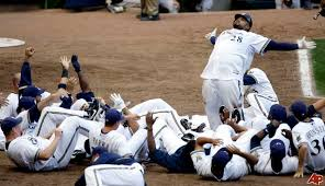 Fielder always looked like he was having fun.
