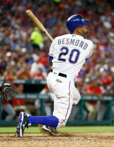 Desmond got the largest contract for a position player in Rockies history.