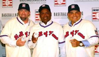 Your 2017 Hall of Fame Class: Jeff Bagwell, Tim Raines, Ivan Rodriguez