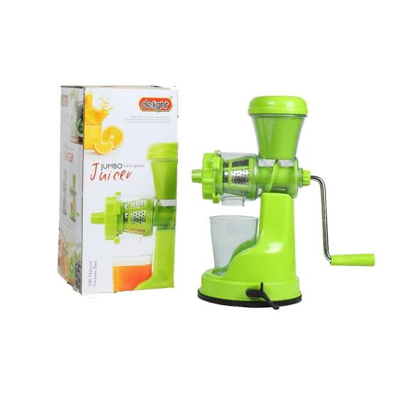 manual juicer wholesale price on 9jabay