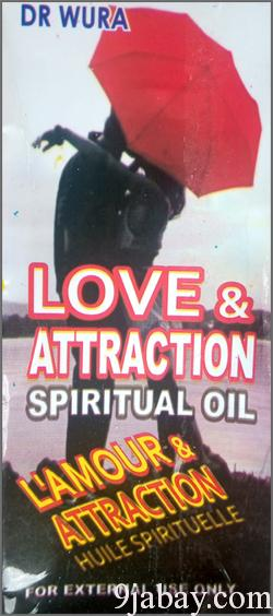 love and attraction spiritual oil wholesales