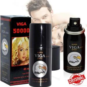super viga 50000 sex delay spray for men