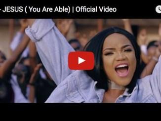 VIDEO: Ada – Jesus (Official Video) | @Adaehi