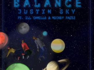 MP3 : Justin Sky (ft. Ill Camille & Mickey Factz) - Balance