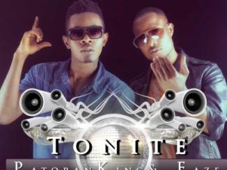 MP3 : Faze ft Patoranking - Tonite