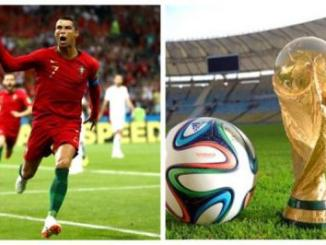 Ronaldo speaks on scoring hat-trick against Spain