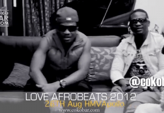 VIDEO: P Square ft Wande Coal - Official Theme Song For Love Afrobeats 2012