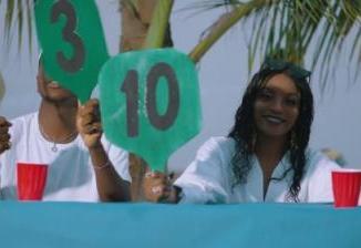 VIDEO: Seyi Shay & Harmonize - Ko Ma Roll