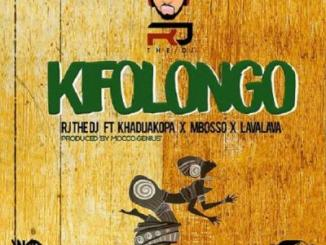MP3: RJ The DJ Ft. Khadija Kopa, Mbosso, Lava Lava - Kifolongo