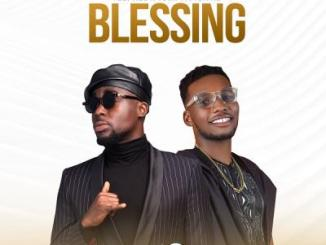 MP3: TeePhlow - Blessing Ft. Victor AD