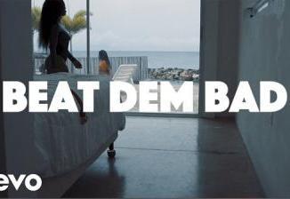 VIDEO: Vybz Kartel - Beat Dem Bad Ft Squash