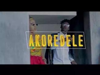 VIDEO: RichPrince Ft. Barry Jhay - Akoredele