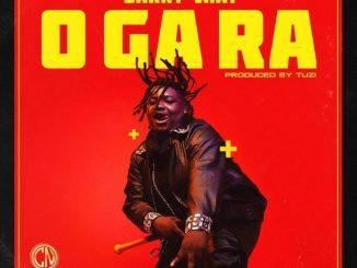 MP3: Barry Jhay - O Ga Ra