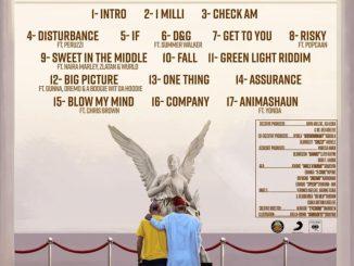"Lyrics: Davido - Sweet In The Middle"" ft. Wurld x Naira Marley x Zlatan (Lyrics)"