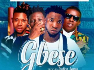 MP3: Terry Apala x Small Doctor x DJ Mikiano x Mr Real - Gbese