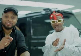 VIDEO: B-Red ft. Mayorkun - Dance