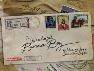 Burna Boy - Wonderful (prod. Telz)