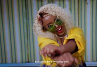 VIDEO: Nadia Mukami - Million Dollar