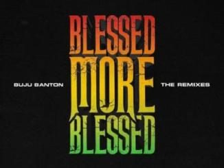 Buju Banton ft. Patoranking - Blessed (Remix)