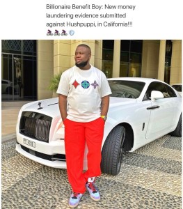 Just in: New money laundering evidence against Hushpuppi Submitted in California | SEE DETAILS